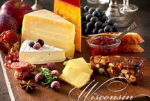Cheese Boards & Trays / Inspiration for cheese board layouts and contents.