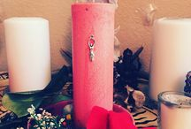 Spellcaster Etsy / Hand-made witchcraft candles, altar tools, magick crafts and lots more!