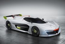 Electric Super Cars