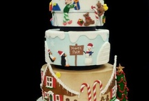 Christmas Cakes / by Jenniffer White
