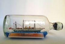 Şişe İçi Gemiler