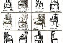 Antieke meubels