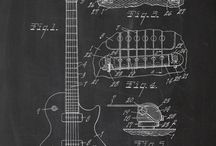 Musical Instruments Patent Drawing