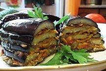 рецепты блюд из баклажан
