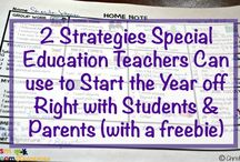 August Ideas/Back to School