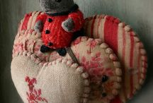 Felt and wool crafts