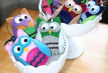 Owls for Kaitlyn