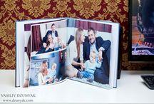 Семейные фотокниги / Идеи и примеры семейных фотокниг