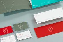 corporate identity / by nina koegelenberg