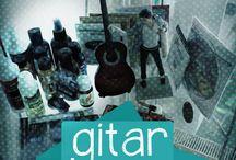 Gitarlı / Gitar eğitimleri, gitar yapım atölyeleri, gitar bakım atölyeleri, gitar dinletileri ve çok daha fazlası.  http://www.gitarkursuizmir.net