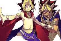 Yu-Gi-Oh! / Puzzleshipping and my favourite anime characters from Yu-Gi-Oh!