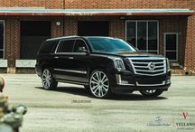 "Cadillac Escalade l Vellano VKE Concave / Beautiful Cadillac Escalade rolling on a set of  Vellano VKE 26"" Concave  Luxury and Comfort without sacrificing a great look, stylish and above all with Class.  perfect combination between a luxury SUV and Top Quality Custom Wheels.  Let us know what you guys think?"
