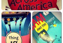 Read across America week / by Lindsey Blackwell