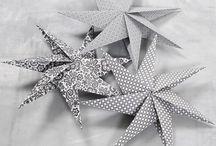 Papir / Stjerner