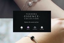 PANDORA Essence / Express your inner self with PANDORA's Essence collection. Bold colors, intricate design, and a style that is definitely YOU.
