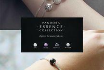 PANDORA Essence / by Ben Bridge Jeweler
