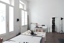 작업실, 공방, studio, workshop