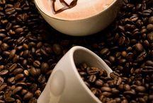 Keep Writers Caffeinated / Coffee shops, coffee cups, coffee cake, coffee, coffee, coffee! It's a writers best friend!