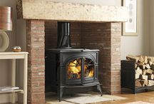 Fire places / Kitchens