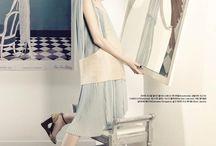 Editorial Fashion Fantasy / by Emily Morrow