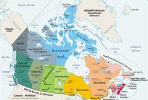 Canadá, Russia e ártico
