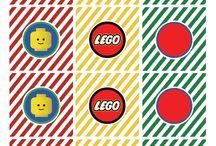 Aniversario Lego