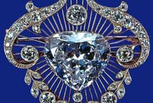 Diamonds, Sapphires, Emeralds etc.  / by Lynda Pitman