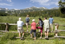 Summer in Breckenridge / Sure, the winter is legendary in our small town of Breckenridge, Colorado. But the summers are just as good. Do as the locals do and come for the winter and stay for the summer.