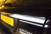 Range Rover Sport Body Kits / A range of body kits for Range Rover Sports