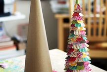 Christmas crafts! / by Ginger Claypool