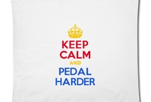 Pedal harder