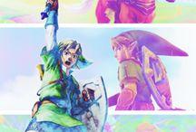 Legend of Zelda / by Brooke Kilgore