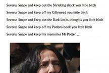 Snape/Alan Rick