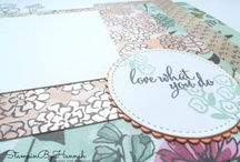 Share What You Love Suite / A Board dedicated to the Share What You Love suite from Stampin' Up!  Available to purchase in my online store - http://bit.ly/StampinByHannahShop