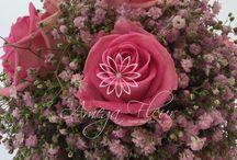 Amega Fleur Wands & Pomanders / Something for the little ones......
