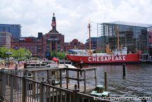 Baltimore trip