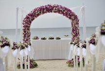 Thailand Weddings / A selection of photos from our amazing weddings we have created in Thailand.