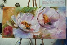Dipingere fiori