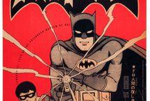 Superhéroes Vintage