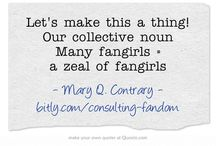 Fandominium / Superwholock, movies, books, anything geeky- go! / by Mary QQ Contrary