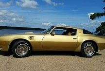 Dream cars / Dad had a car like this when I was younger and my mom ending up selling it  / by Ashley Savard