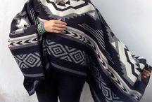 Poncho ,blanket coats