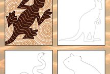 Aboriginal Art Ideas