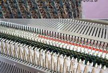 Вязание: на Машине