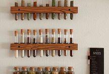 Decoración para tu cocina / Consejos y tips para decorar tu cocina con ideas originales