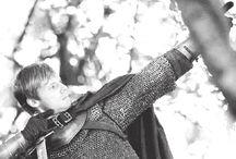 Merlin & Arthur ❤