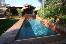 Pools with Automatic Covers!