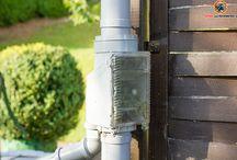 filter regenwasser fallrohr