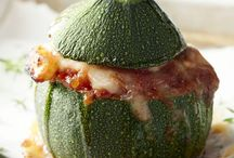 courgettes gevuld