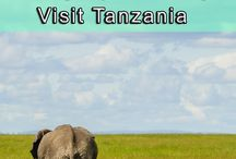 Visit Tanzania! / If you want in on the fun and would like to pin here, send me an email at http://dukestewartwrites.com/contact-duke-stewart/